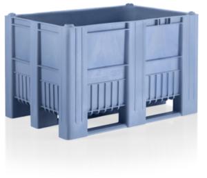 Plastcontainer MoveBox Heavy Duty | Ljusblå
