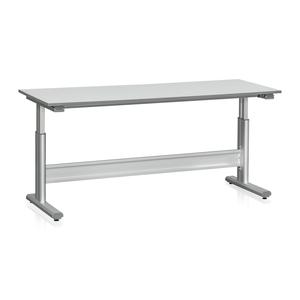 Höj och sänkbart arbetsbord   1200x800 mm   inkl. bordsskiva