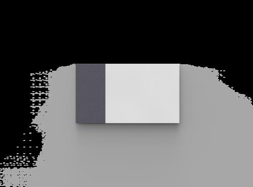 Kombinationswhiteboard Motion Grey