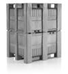 Plastcontainer 800mm | Tung materialhantering