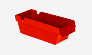 Lagerlåda 2L   300x115x100   Röd   24 st