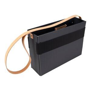 Mobil förvaringsbox design, svart