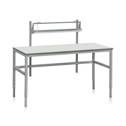 Packbord med rullhållare och pappersavskärare | 300kg