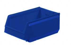 Modulback 350x206x150 mm | 16 st | Blå