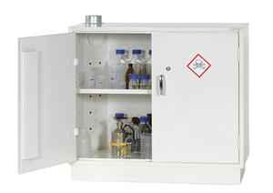 Kemikalieskåp 895x1000x300 mm
