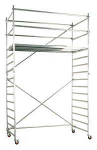 Rullställning Proffs bred 3050x1300 mm, H; 4200 mm