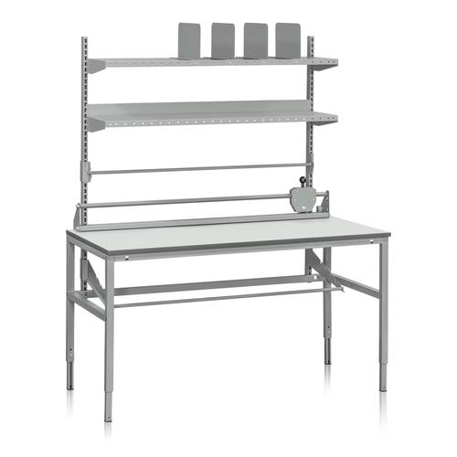 Packbord 300kg | Hyllor, två rullhållare och skäraggregat