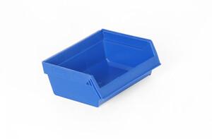 Lagerlåda 0.2 L | 95x105x45 | Blå | 1 st