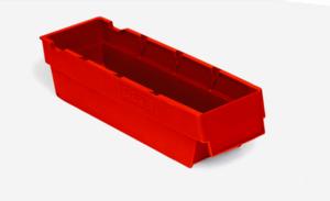 Lagerlåda 2L   300x94x80   Röd   50 st