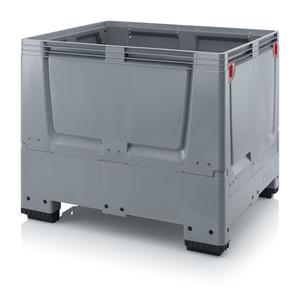 Fällbar plastcontainer 120x100x100 | 4 fötter