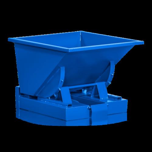 Tippcontainer med tryckplatta 150 - 3000 LITER