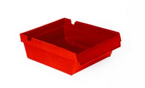 Lagerlåda 5L   300x230x100   Röd   24 st