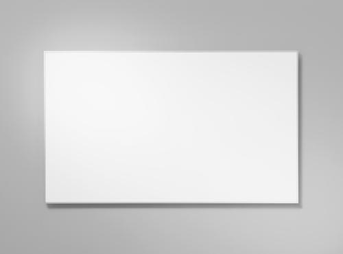Ljudabsorberande Whiteboard Akustik Vit