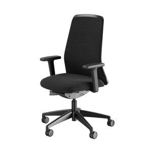 Kontorsstol Flex, svart