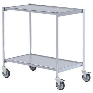 Rullbord utan handtag 1000x420 Grå/Grå