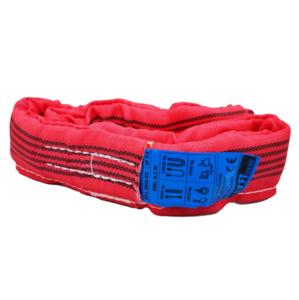 Rundsling Tubsling Röd 5 Ton / 3 m