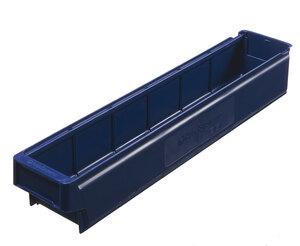 Lagerlåda 600x115x100 mm | Blå | 5 st
