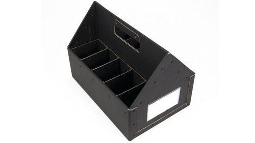 Förvaringsbox för telefoner