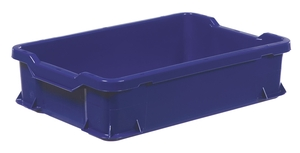 Plastback 24 L | 600x400x145 mm | Blå