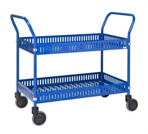 Rullvagn, Blå