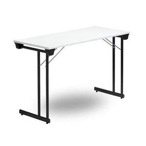 Fällbart bord, Kongress Style 1400 x 600 x 730 Svart/Ek