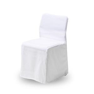 Stolsöverdrag till Nice, vit