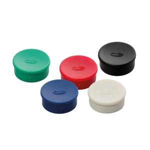 Magnet 35mm S röd 10st