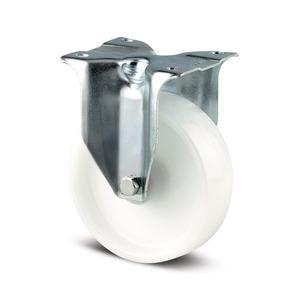 Industrihjul polyamid, fast hjul