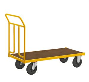 Plattformsvagn, 1250x650x1020 mm