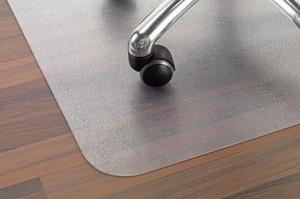 Golvskydd Senso Carpet 120x100 Trasp