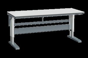 Arbetsbord 375kg 2000x800mm | Inkl. bordsskiva