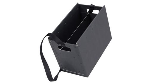 Mobil förvaringsbox med axelrem