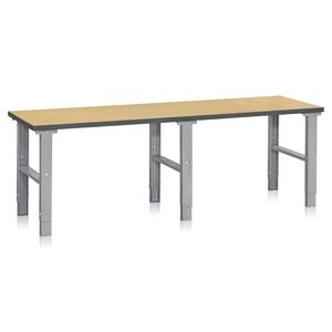 Arbetsbord 500kg | Board | 2500x800 mm
