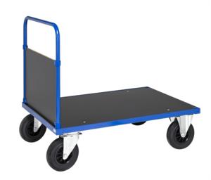 Plattformsvagn, 1200x800x900 mm, 1 sida
