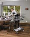 Rullbord för servering