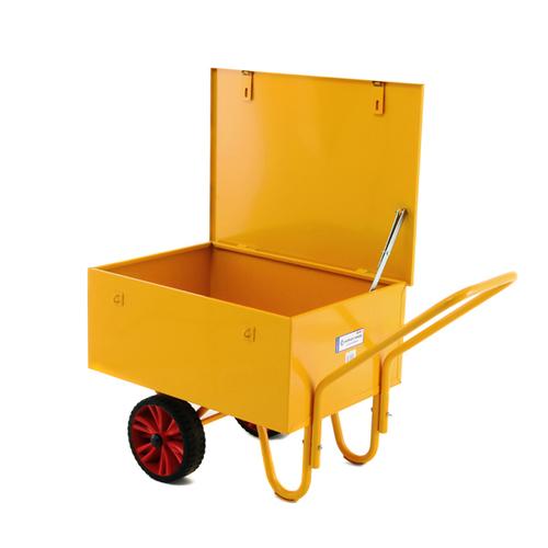 Verktygsvagn i olika utföranden, gul