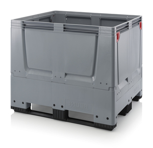 Fällbar plastcontainer 120x100x100 | 3 medar