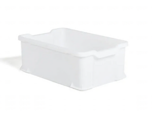 Plastback | 600x400x225mm | Vit