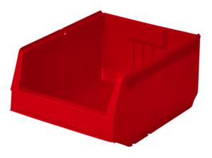 Modulback 300x230x150 mm | Röd | 5 st