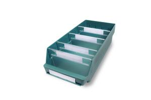 Lagerlåda 500x240x150 | Grön | 10 st
