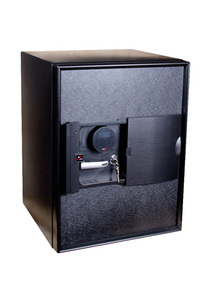 Brandklassat dokumentskåp, Aegis 70, svart