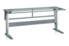 Höj och sänkbart arbetsbord 375kg  | Eldrivet