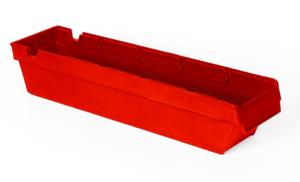 Lagerlåda 4L   500x115x100   Röd   24 st