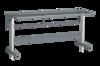 Höj och sänkbart arbetsbord 250 kg | Eldrivet