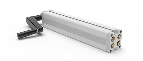 Pump till hydrauliskt lyftsystem