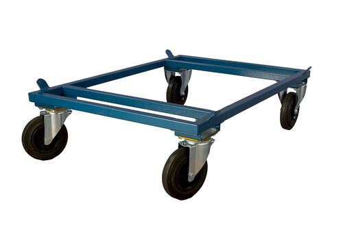 Låg pallvagn för standardpall, 600/1000/2000 kg
