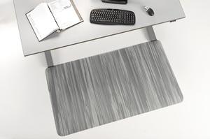Skrivbordsmatta, senso 90 Grå
