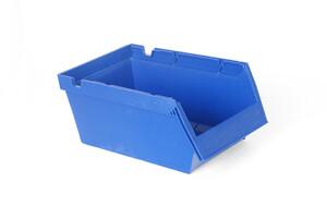 Lagerlåda 9 L | 350x206x150 | Blå | 20 st