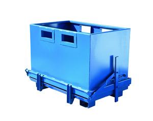Container, Bottentömmande, 1000 L