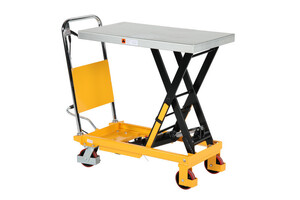 Lyftbordsvagn, Hydraulisk, 150 kg